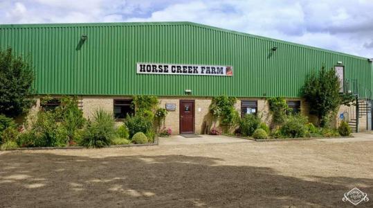 Horse Creek Farm Arena