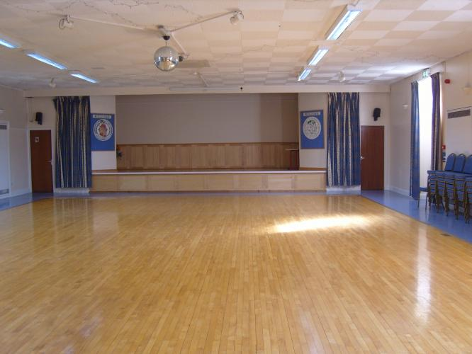 byra hall hire ~ halls for hire  » medway centre