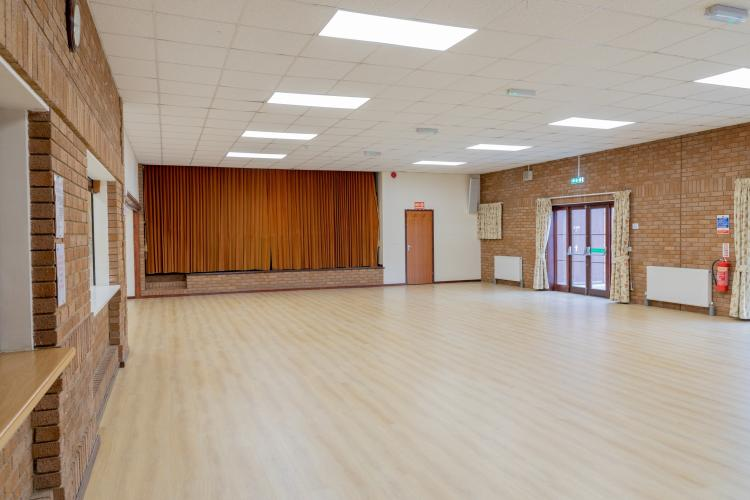 Halls For Hire 187 Bury Village Hall
