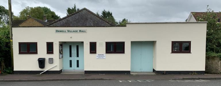 Orwell Village Hall